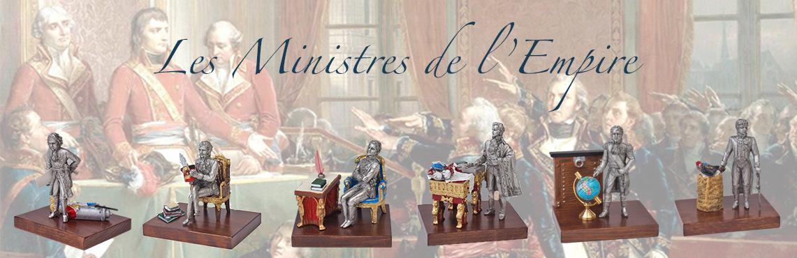Les Ministres de l'Empire