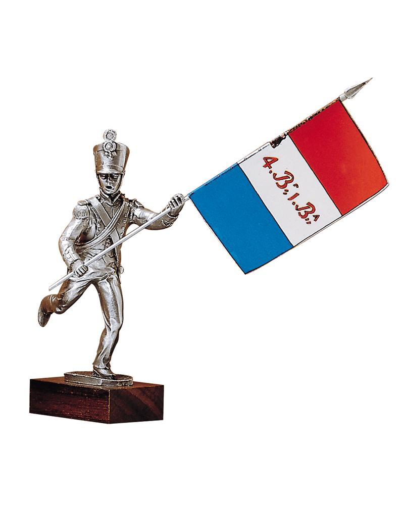 Achat empire porte drapeaux vente porte drapeaux grenadiers for Porte drapeaux
